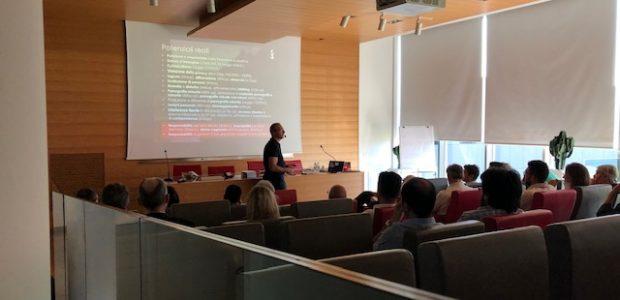 Sono stato invitato da Luca Moroni, cybersecurity coach di ISACA, e Antonio Nardo, ICT Director di Breton S.p.A., a tenere un intervento di sensibilizzazione su opportunità e minacce legate all'uso delle moderne tecnologie digitali e […]