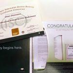 Ottenuto il rinnovo triennale della certificazione professionale CISSP