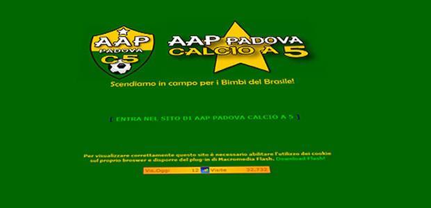 Se questo articolo ti è piaciuto, condividilo!L'AAP Calcio a 5 è una società sportiva amatoriale di calcio a 5 fondata nel 2008 dall'Associazione Andrea Pescia con l'obiettivo di promuovere le iniziative umanitarie dell'associazione mediante attività […]