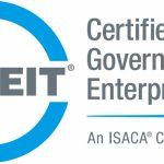 Conseguita la certificazione professionale CGEIT di ISACA