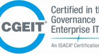 Congratulations! ISACA's CGEIT Certification Working Group is pleased to inform you that on 29 September 2016 you have been granted certification as Certified in the Governance of Enterprise IT (CGEIT). Con questo messaggio l'istituto statunitense […]