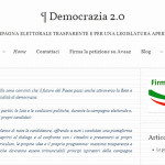 Democrazia 2.0, un'iniziativa utopica ma condivisibile e utile