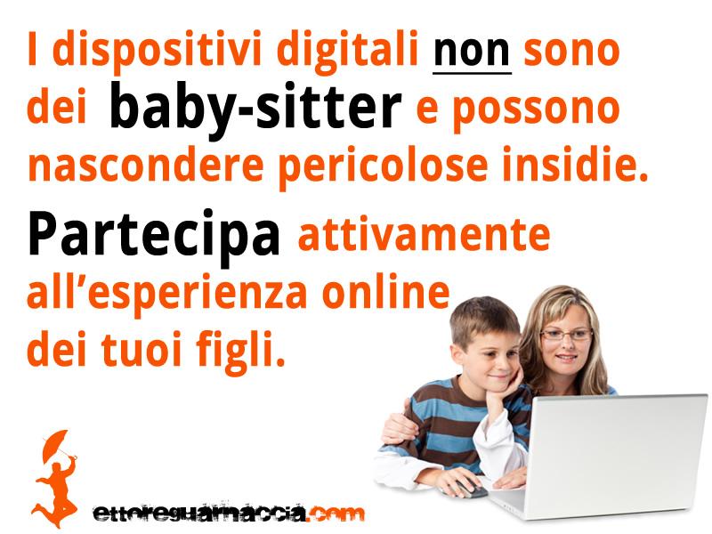 I dispositivi digitali non sono dei baby-sitter e possono nascondere pericolose insidie. Partecipa attivamente all'esperienza online dei tuoi figli. Comunicare, ascoltare, regolamentare e vigilare sono quattro dei cinque comportamenti fondamentali che ogni genitore dovrebbe adottare […]