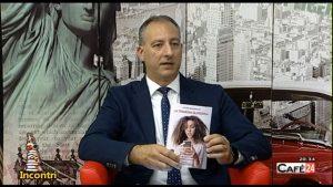 """Presentazione libro """"La tragedia silenziosa"""" su CafèTV24 nella rubrica """"Incontri"""" parte 3"""