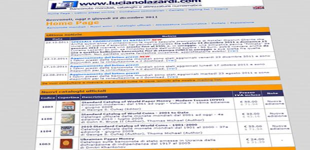 Se questo articolo ti è piaciuto, condividilo!Il sito www.lucianolazardi.com è uno dei leader nella compravendita di cartamoneta da collezione in tutto il mondo. Sul web dal 1998, esso è oggi uno dei punti di riferimento […]