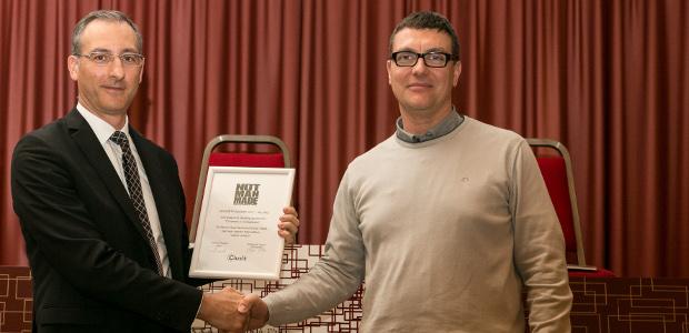 """Se questo articolo ti è piaciuto, puoi condividerlo mediante questi pulsanti social:Il 16 marzo, nel corso del Security Summit 2017, l'Associazione Italiana per la Sicurezza InformaticaClusit mi ha conferito il premio """"Cultura, innovazione tecnologica e […]"""