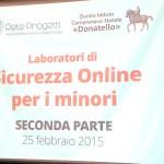 Educazione alla sicurezza online per i minori – laboratorio 2