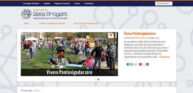 Se questo articolo ti è piaciuto, condividilo!L'associazione Rete Progetti è una nuova realtà del quartiere Pontevigodarzere e, in senso più ampio, del Quartiere 2 Nord di Padova, un'associazione di promozione sociale creata da residenti nel […]